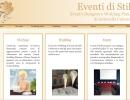 Wedding Planner ed eventi